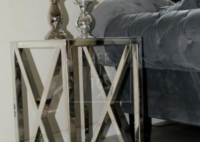 stolik pomocniczy hampton glamour