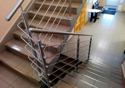 balustrada ze stali nierdzwnej grudziadz