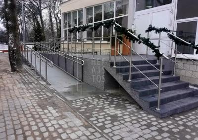 balustrada dla niepełnosprawnych Grudziądz