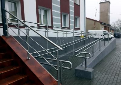 balustrada dla niepełnosprawnych grudziadz